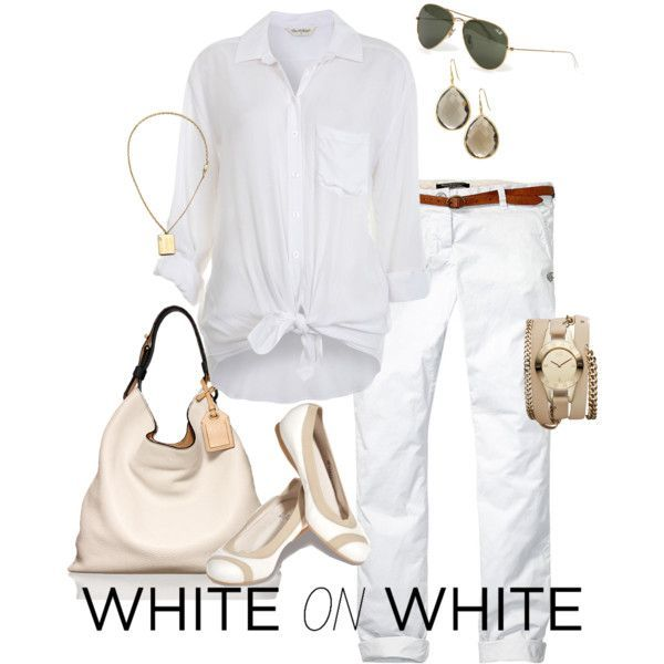 Coastal Style: Hamptons Chic in Shades of White