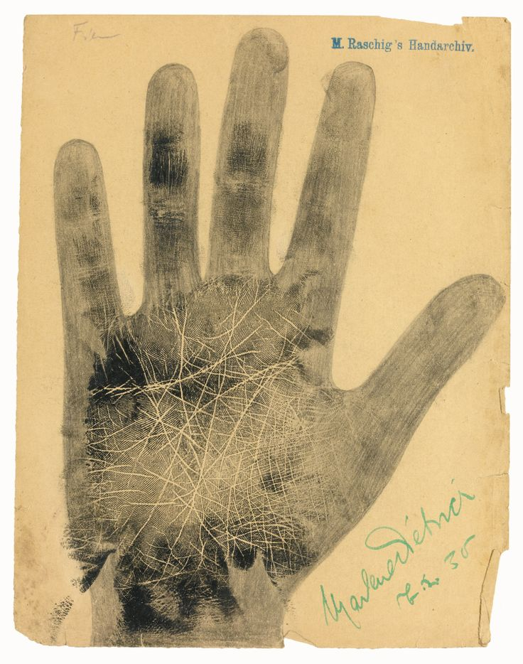 97 best palmistry hands of famous people palm reading chiromancy photo of marlene dietrichs palm print collected by marianne raschig in m4hsunfo