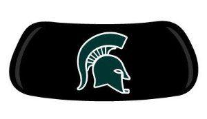 Michigan State Spartans Medical Tape Sports Fan Eyeblack - Black by Eyeblack. $5.99