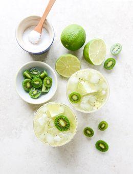 Kiwi Margaritas.