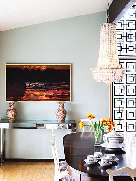 Mix And Chic Cool Designer Alert Barrie Benson Dining