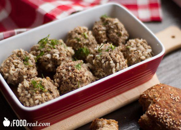 5 Ingredient Crock Pot Rice Meatballs