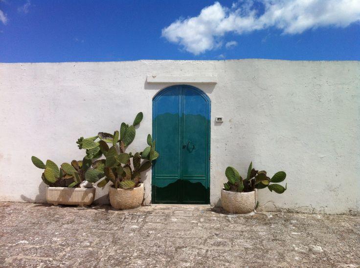 Ostuni - porta del paradiso