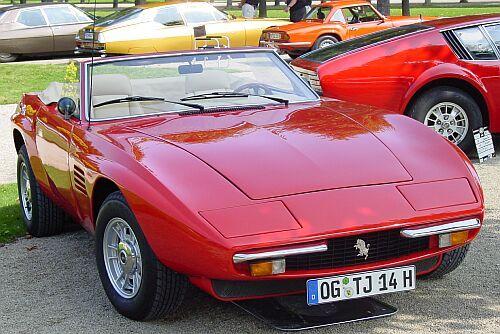 '71 Intermeccanica Indra