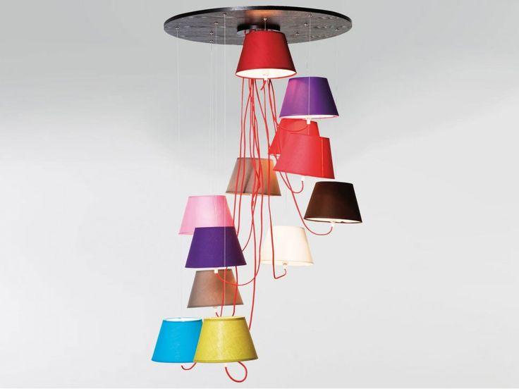 Lampa Wisząca Potpourri II — Lampy wiszące Kare Design — sfmeble.pl