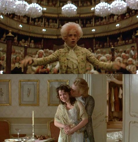 Decadence, Mozart. That's all I need.