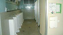 学校トイレに求められていること:老朽化対策