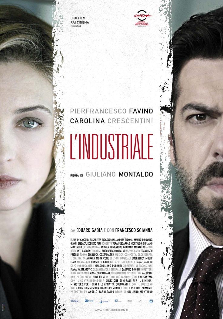 L'industriale,film del 2011 diretto da Giuliano Montaldo