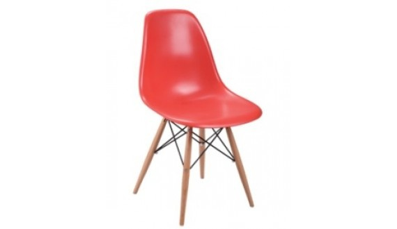 Amaglam Chair 53.5*46.5*82cm - Red