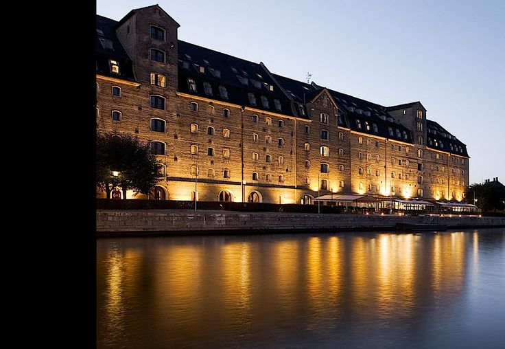 Experience Danish quality and 200 years of history when you stay at the Copenhagen Admiral Hotel****
