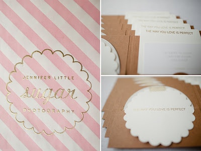 cute logo with stripes