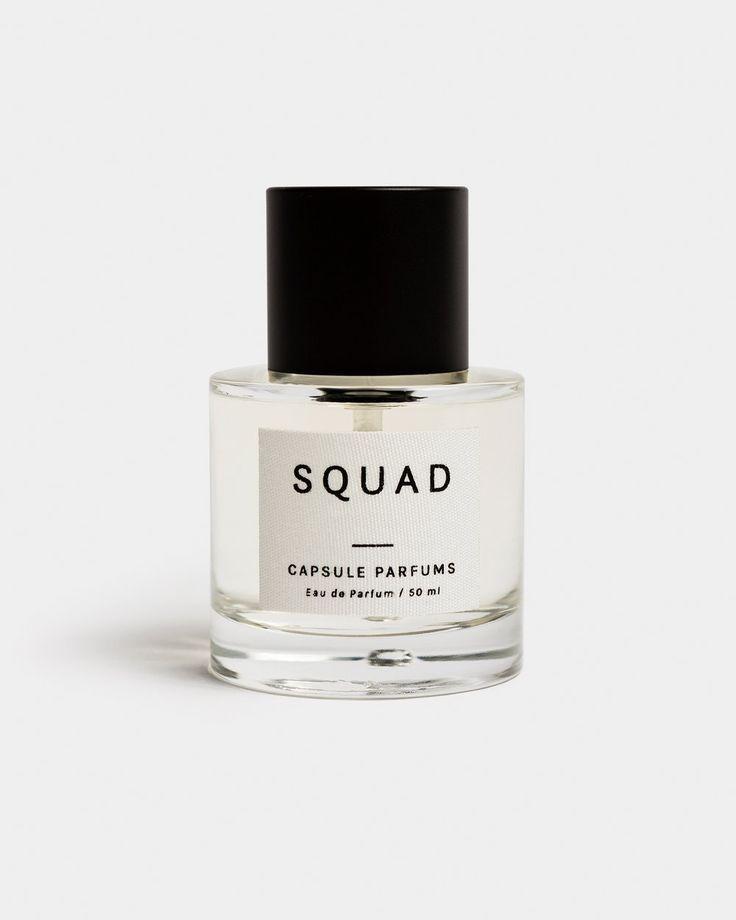 Squad / Capsule Parfums