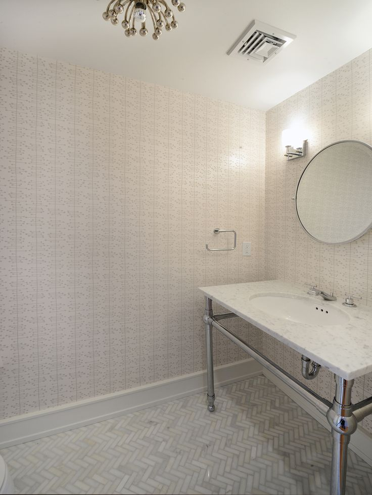 136 Park Avenue #newconstruction #bathroom #hoboken #hudsonplacerealty