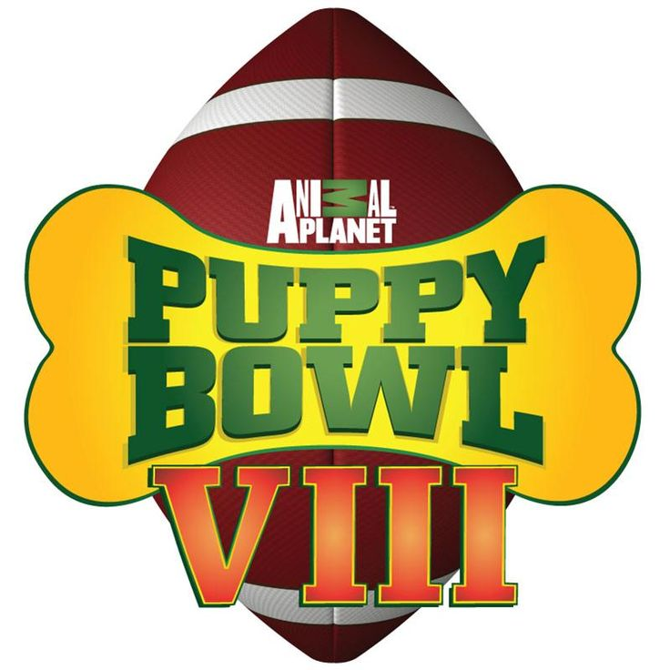 Who wants to watch the Super Bowl when you can tune into Animal Planet and watch the cutest bunch of puppies playing some real football! :)