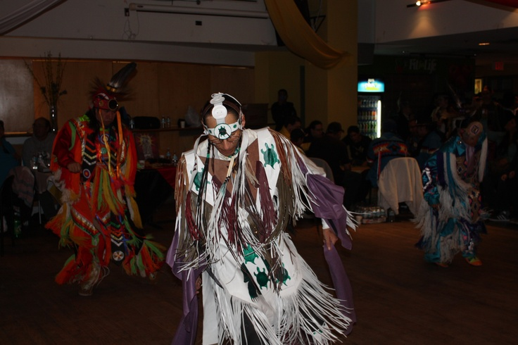Male Dancers Of Four Sacred Colours