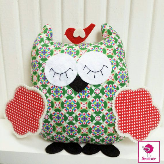Check out this item in my Etsy shop https://www.etsy.com/listing/213588084/green-flowered-sleeping-girl-cute-owl