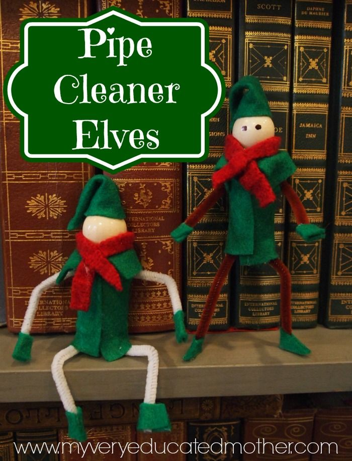 1000 images about elf crafts and activities on pinterest for Elf crafts for kids