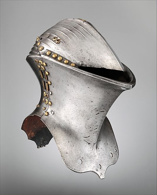 Tournament Helm (Stechhelm), ca. 1500, German, probably Nuremberg