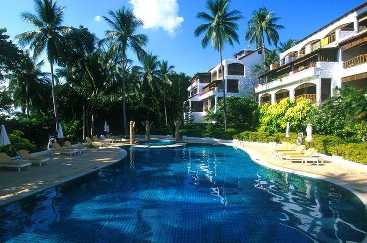 Imperial Samui, Pool http://www.kombiurlaub.eu/thailand