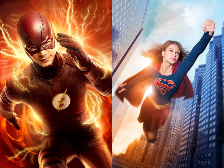 The fastest man alive is speeding to National City! Watch The Flash crossover to Supergirl March 28 at 8/7c on CBS.