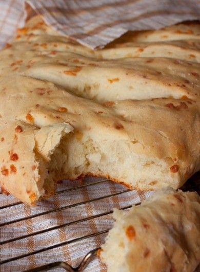Сырный французкий хлеб