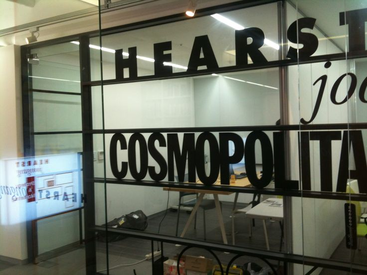 Office of the Cosmo Korea -!