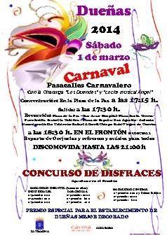 Carnaval de Dueñas  Palencia