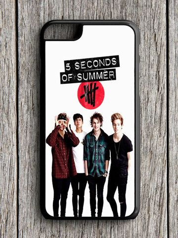 5sos Five Seconds Of Summer iPhone 6 Case