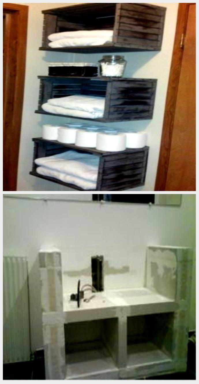 Kreative Diy Hangenden Handtuch Lagerung Designs Ideen Fur Badezimmer 10 I Badezimmer Design Ideen Design