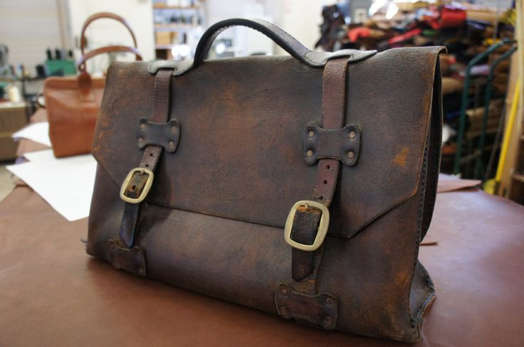 everyday: Leather Briefcases,  Postbag, Leatherwork Ideas, Clegg Leatherwork, Frank Clegg, Leathercraft Ideas, Leather Case, Anchors Division, Leather Bags