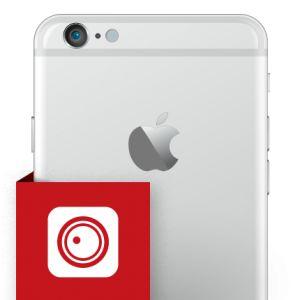 Επισκευή μπροστινής κάμερας (Facetime) iPhone 6