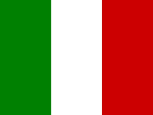 #italy #flag #color