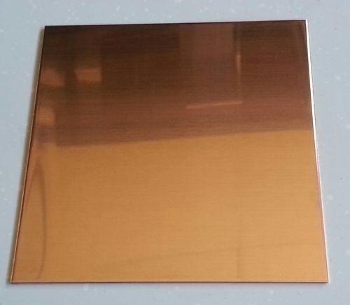 Quality Copper Sheet 0 5mm Thick 300mm X 100mm Ebay Copper Sheets Sheet Metal Crafts Stainless Steel Sheet