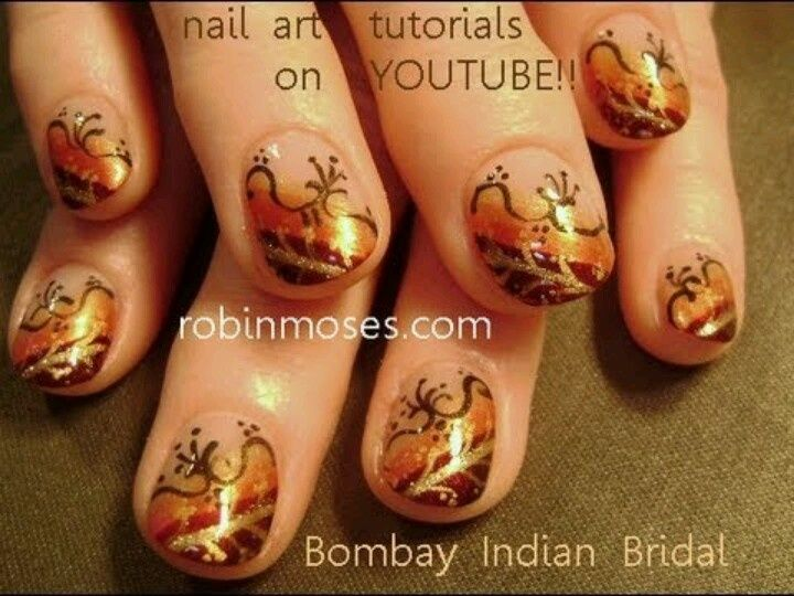 Nail Art Designs Videos In Hindi Hession Hairdressing