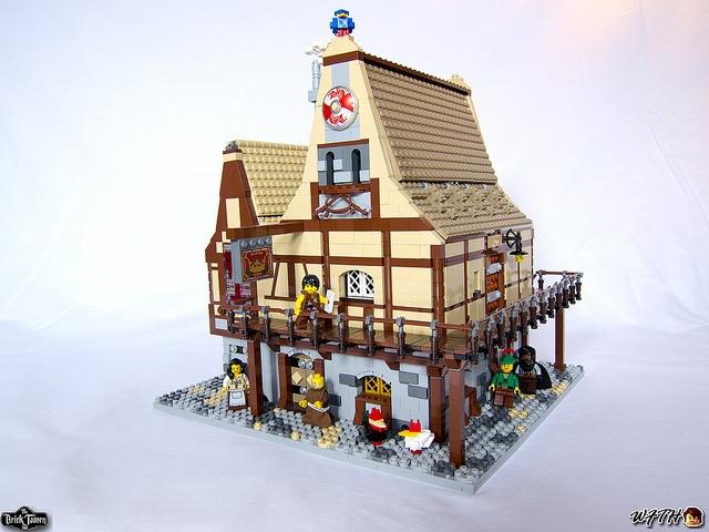 Brick Tavern Inn by workfromtheheart, via Flickr