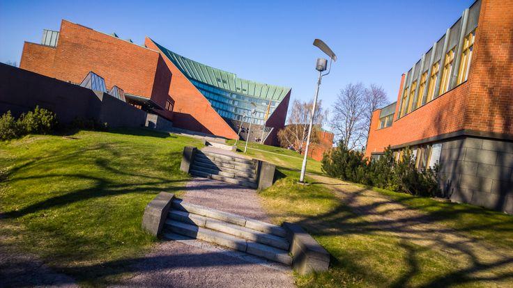 Otaniemi w Finlandii, więcej zdjęć w galerii: http://www.snaphub.pl/galerie/nokia-lumia-1020-najlepszy-fotograficzny-smartfon