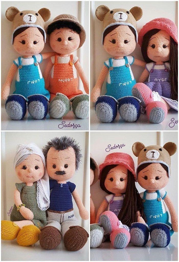Big Bebez: Crochet Designer! | Amigurumi, Oyuncak, Bebek | 1024x700