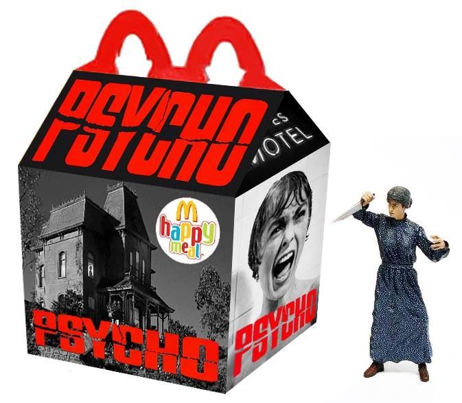 Be a Kid Again With These Horror Movie Happy Meals