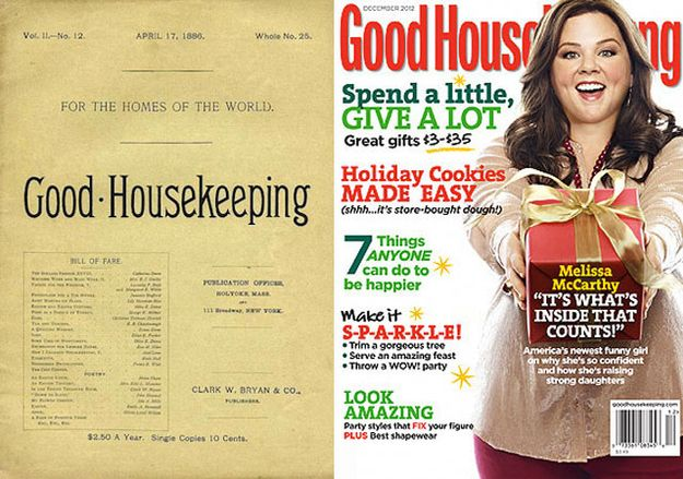 Women's Magazines, Then and Now - 03