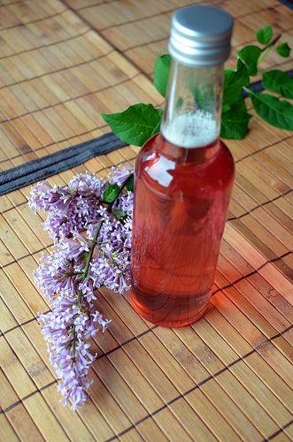 [Testen] Fliedersirup by Miri's-Kitchen, via Flickr