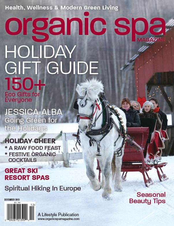 Organic Spa Magazine: Nov-Dec 2013 Holiday Gift Guide Issue! Read the entire digital magazine issue online |  #OrganicSpaMagazine: Cup, Magazine Holiday, 2013 Holiday, Spa Gifts, Holiday Gifts, Holiday Gift Guide