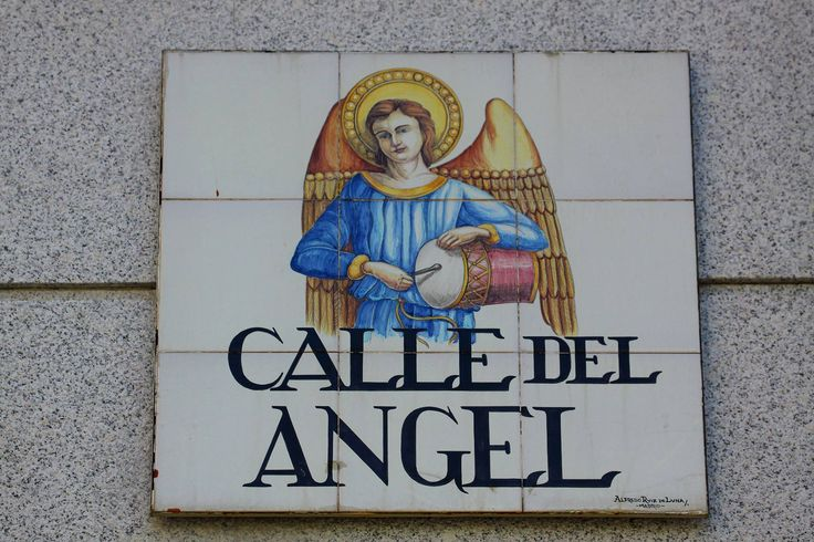 Calle Del Angel (Madrid)