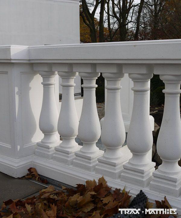 17 best Balustraden - Balustrades images on Pinterest Building - terrassen gelander design