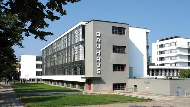 la bauhaus fue la escuela de artesan a dise o arte y arquitectura fundada en 1919 por walter. Black Bedroom Furniture Sets. Home Design Ideas