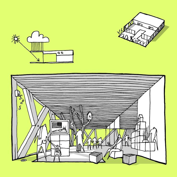 covered outdoors | Information Portal | CEBRA