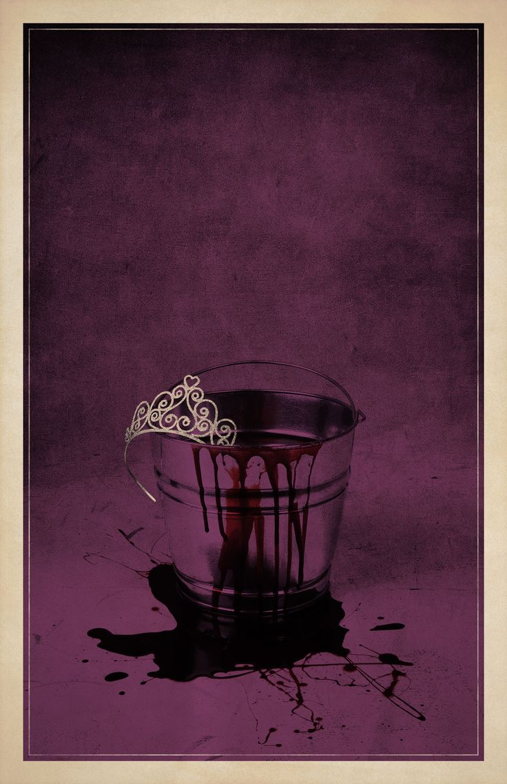 Carrie Minimalist Poster