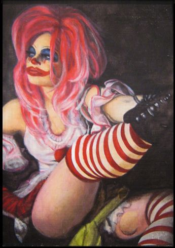 Porn Clown Posse 77