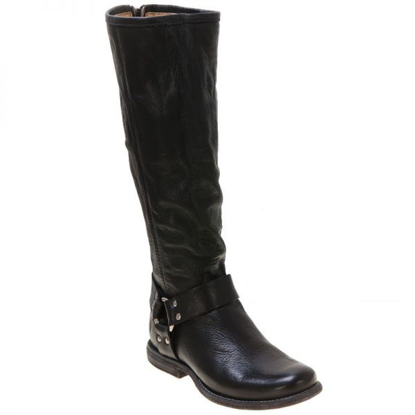 Frye Phillip Harness Women's Riding Boot