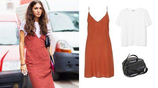 Slipklänningen är den hetaste klänningen i sommar. For sure! Vill du veta hur du stylar den på bästa sätt? Kolla in videon!