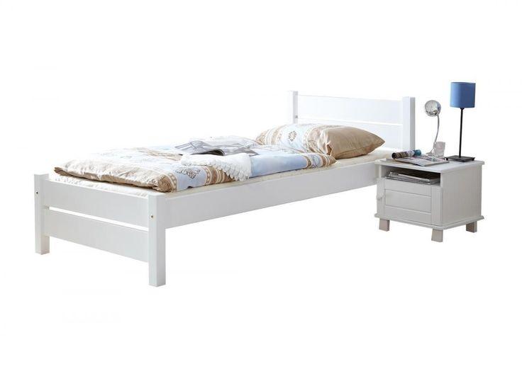 Die besten 25+ Einzelbett 100x200 Ideen auf Pinterest Bett mit - schubladenbett massivholz ideen